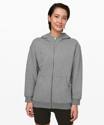 [30% OFF] 올 유어스 집 후디, HEATHERED CORE MEDIUM GREY